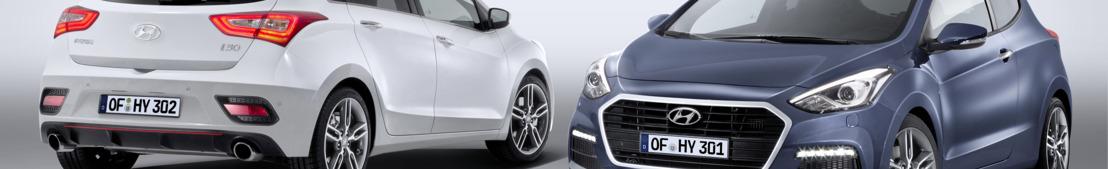 Nieuwe Hyundai i30 en i30 Turbo