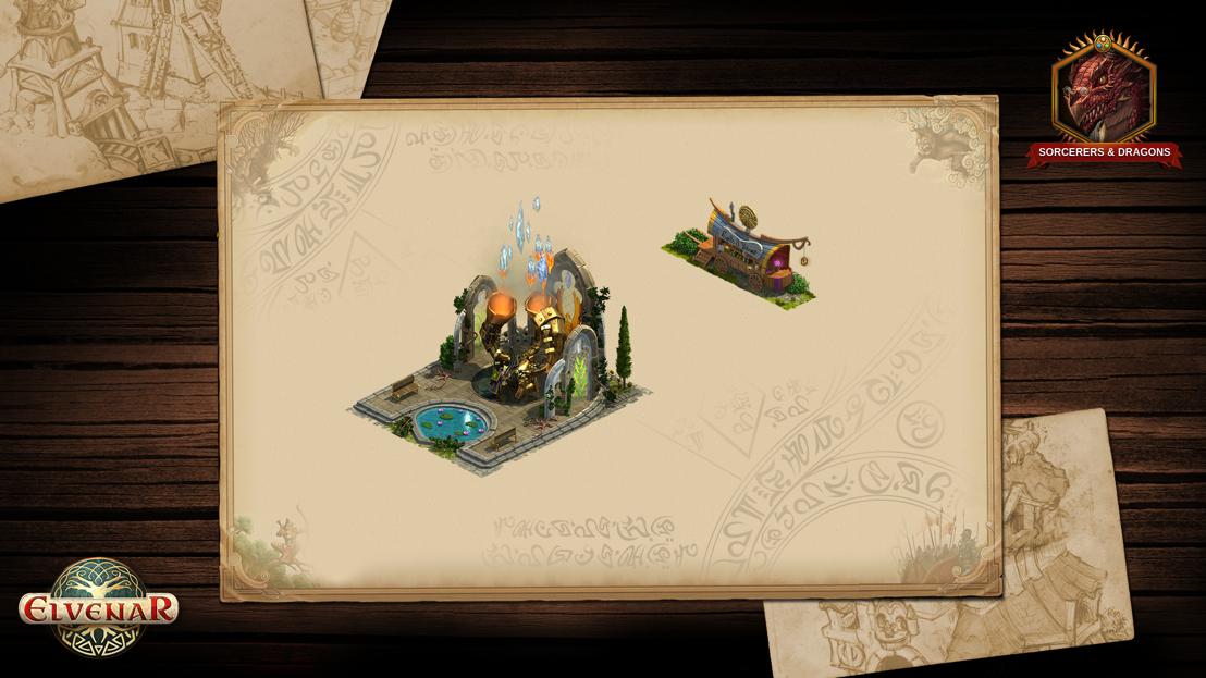Elvenar Zauberer & Drachen