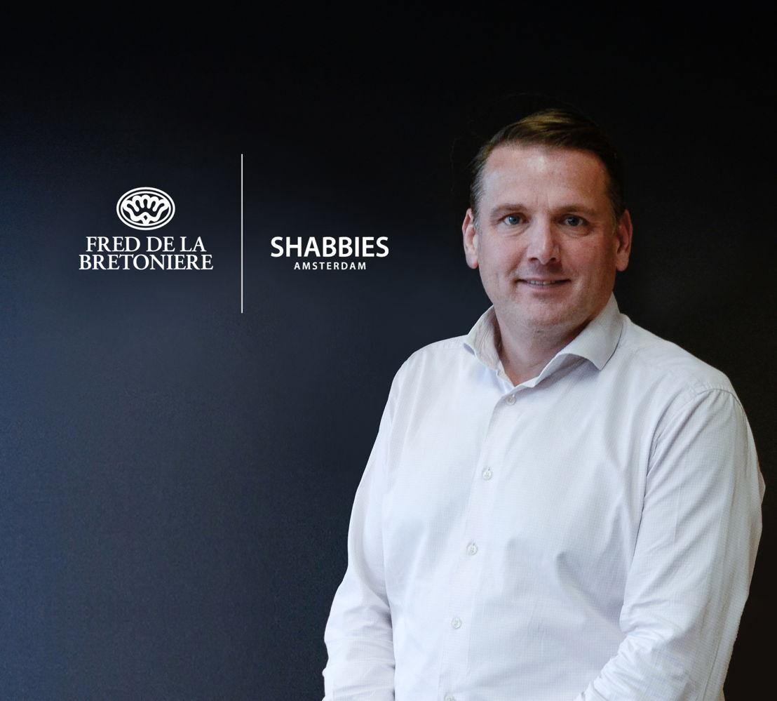 Stefan van Schooten - International Sales Director Fred de la Bretoniere