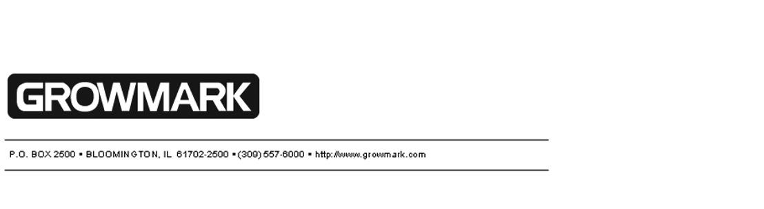 GROWMARK Unveils New Company Website