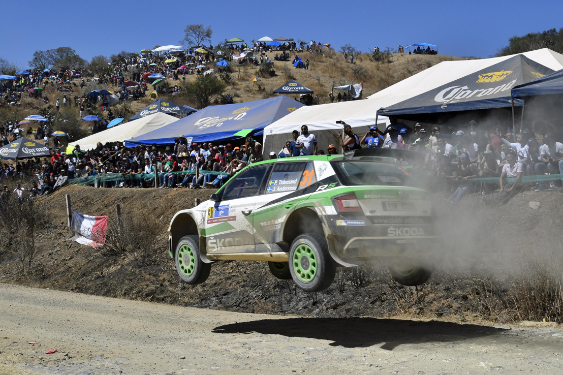 Rally Mexico: ŠKODA's Tidemand leading WRC 2 – Rovanperä back in the game with four stage wins