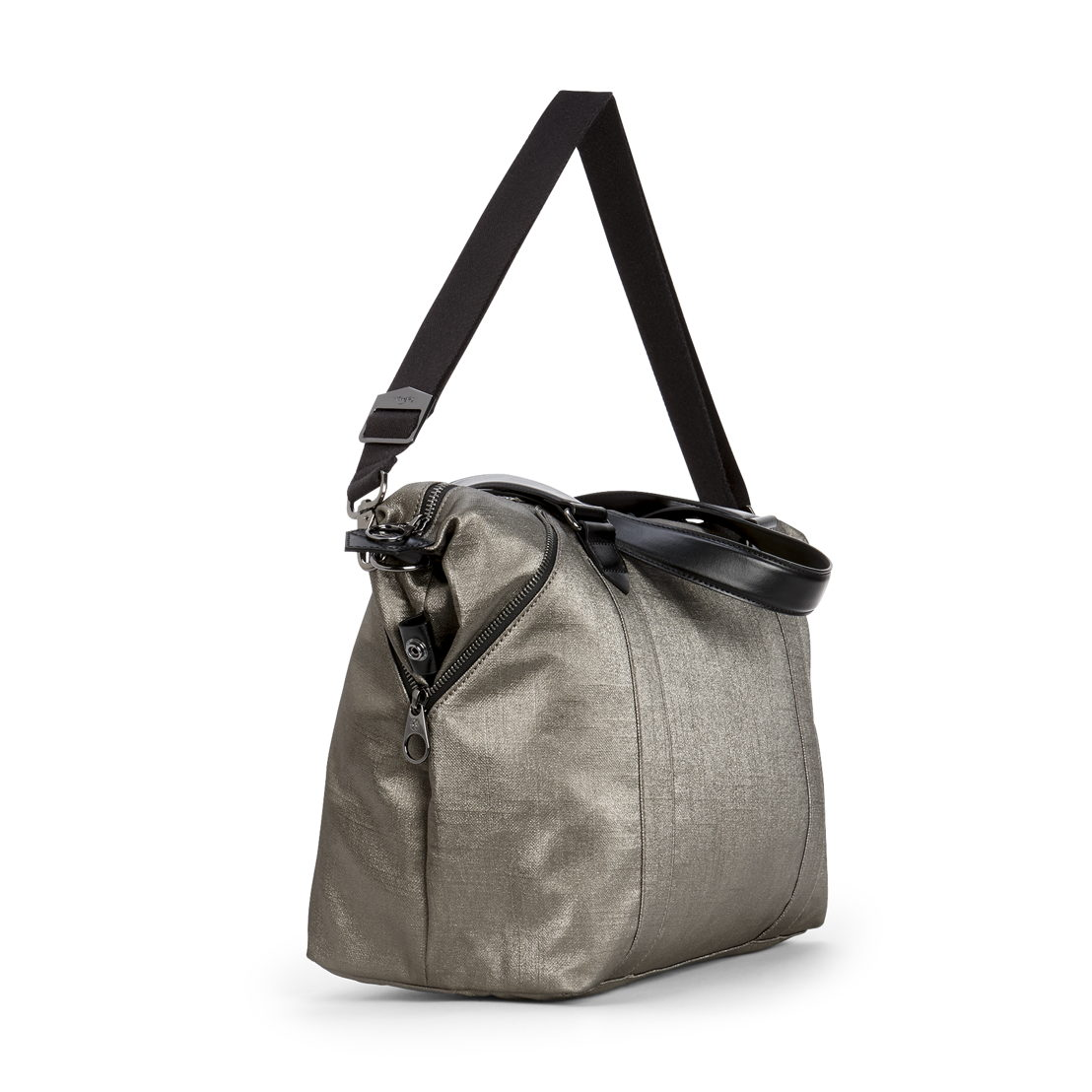 ART ORGANISED Coated Taupe – Shopper Tote mit herausnehmbaren Taschen  - 219.99€