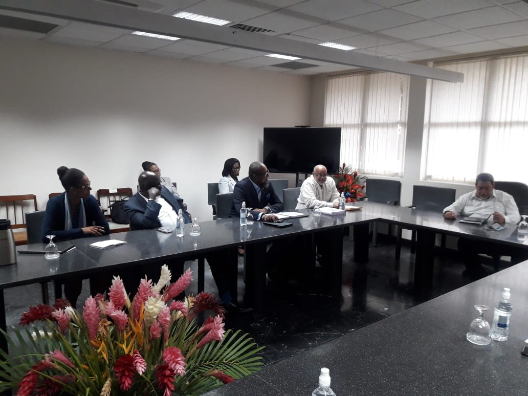 The 31st Meeting of the OECS Commission was held from the 16th – 17th August 2018 in Saint Vincent and the Grenadines.