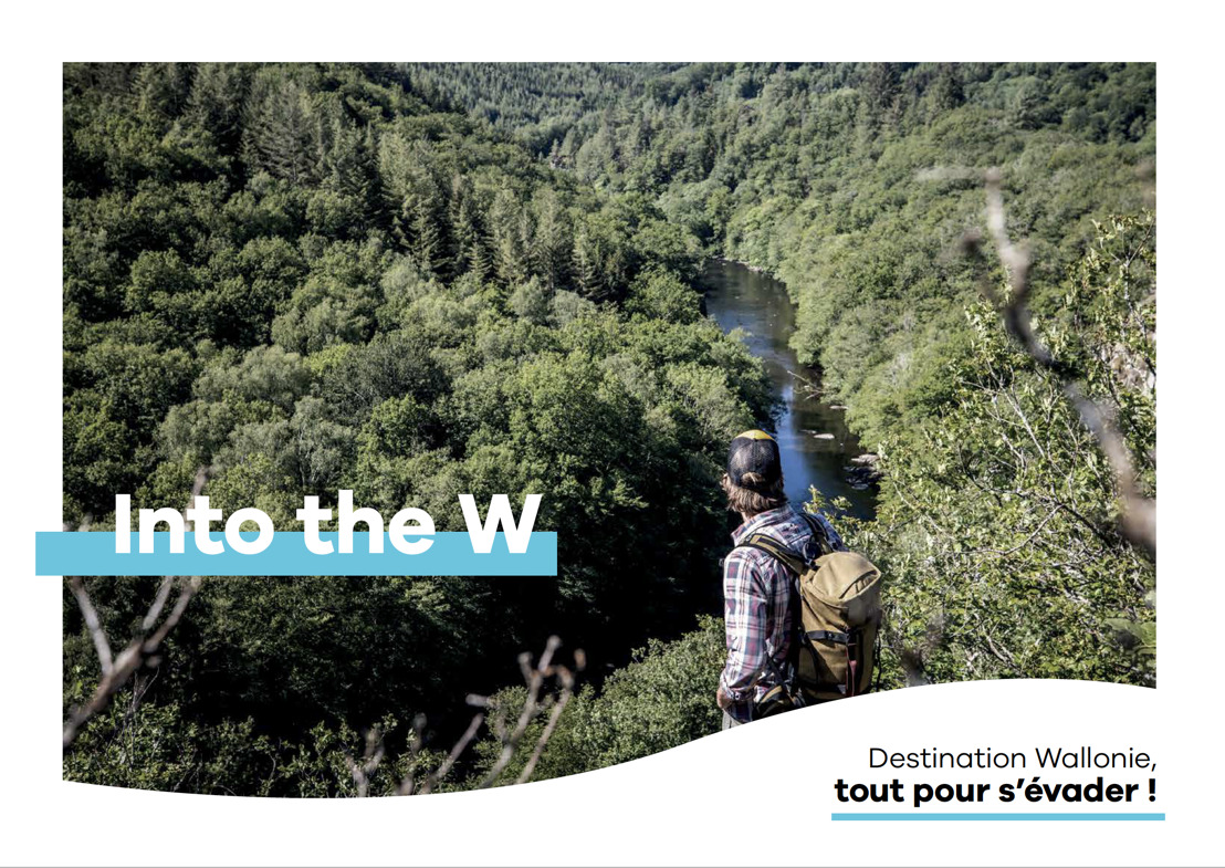 """Hungry Minds et WBT vous font voyager """"Into The W…allonia"""""""