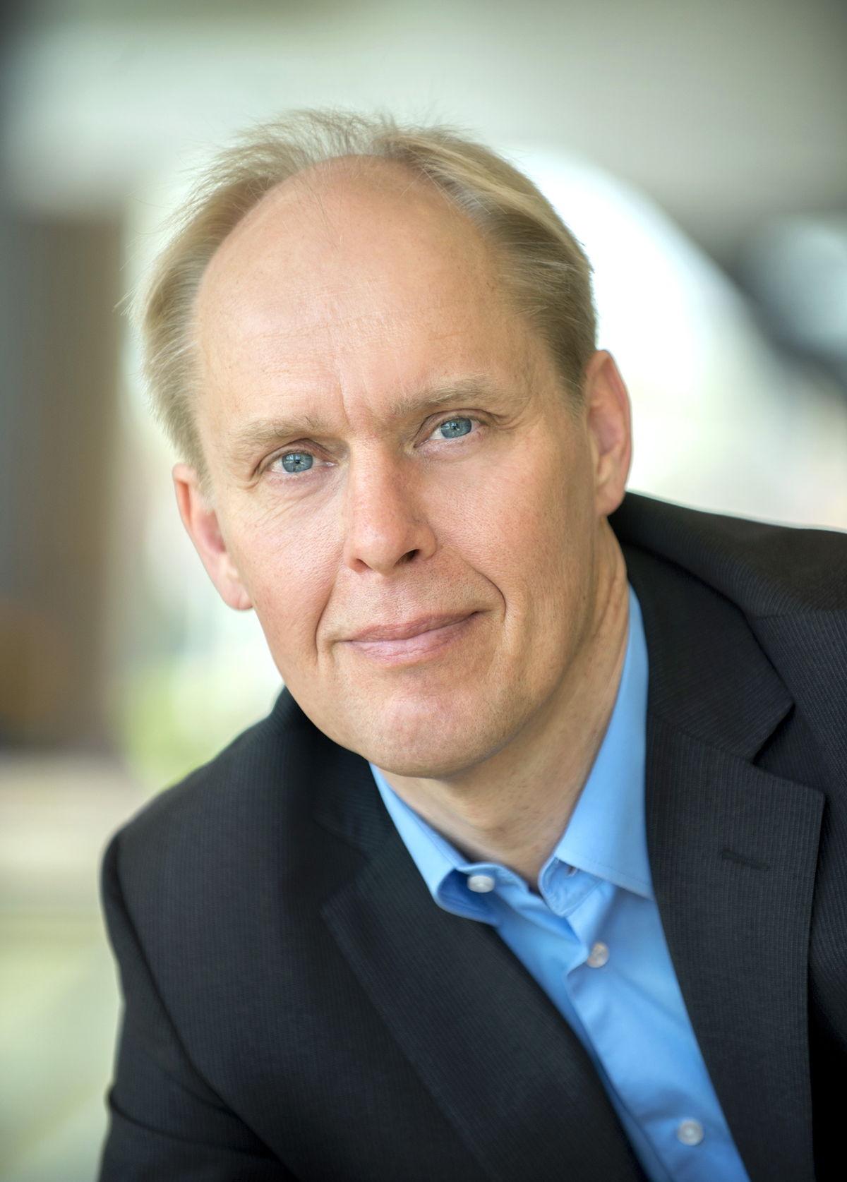 Dr. Steven de Boer, SABIC