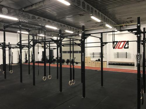 District 10 CrossFit pakt uit met groots openingsevent