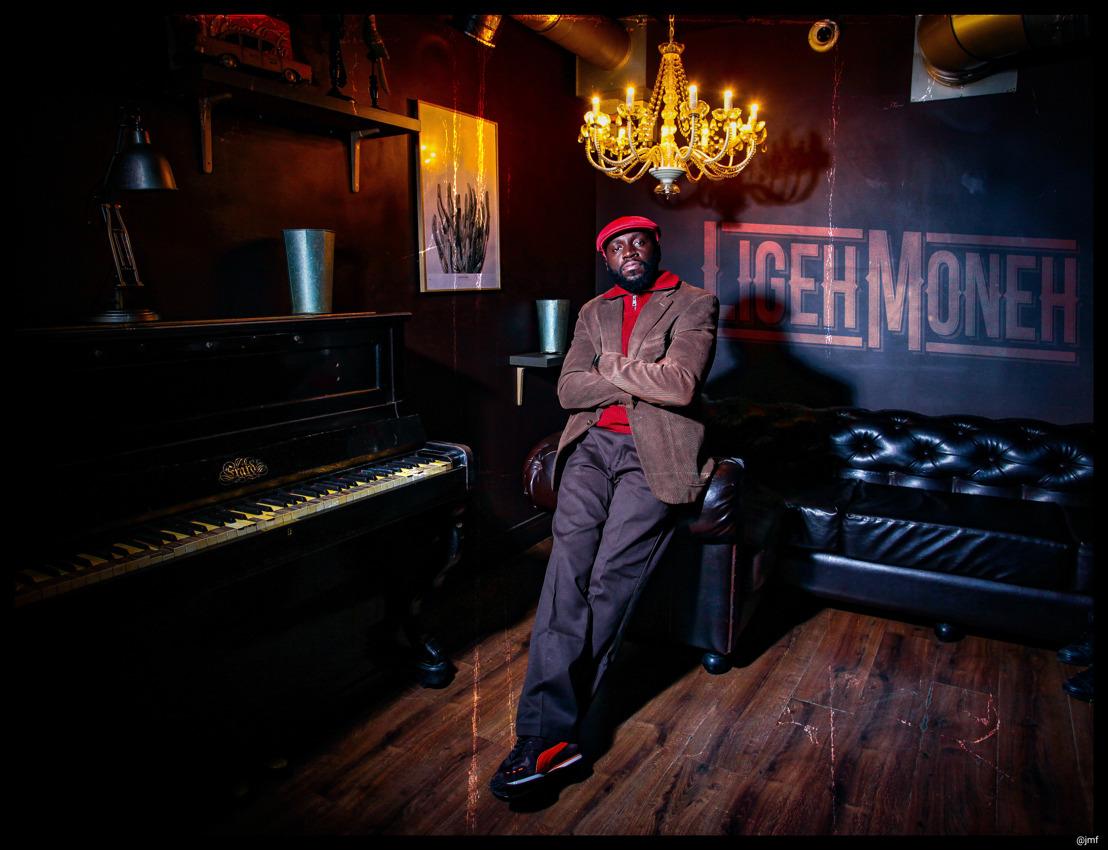 """LIGEH MONEH (RAP SOUL-JAZZ) : Nouvel album """"Et DEMAIN (?)"""""""