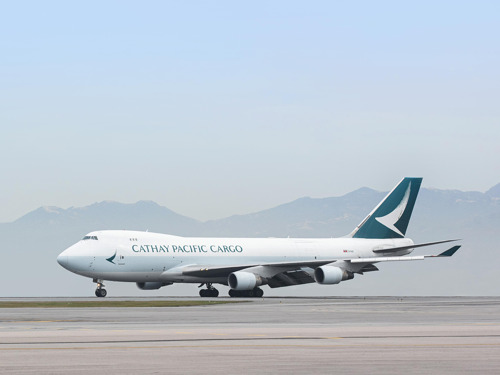 Cathay Pacific Launches Freighter Service to Riyadh