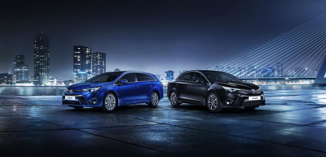 Toyota dévoilera la nouvelle Avensis au Salon de Genève