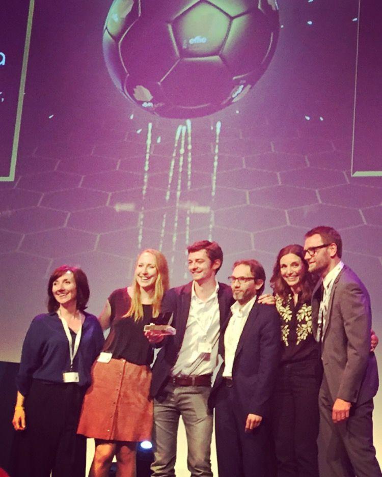 "EFFIE Gold: Telenet, the ""Helemaal Mee Tournee"""