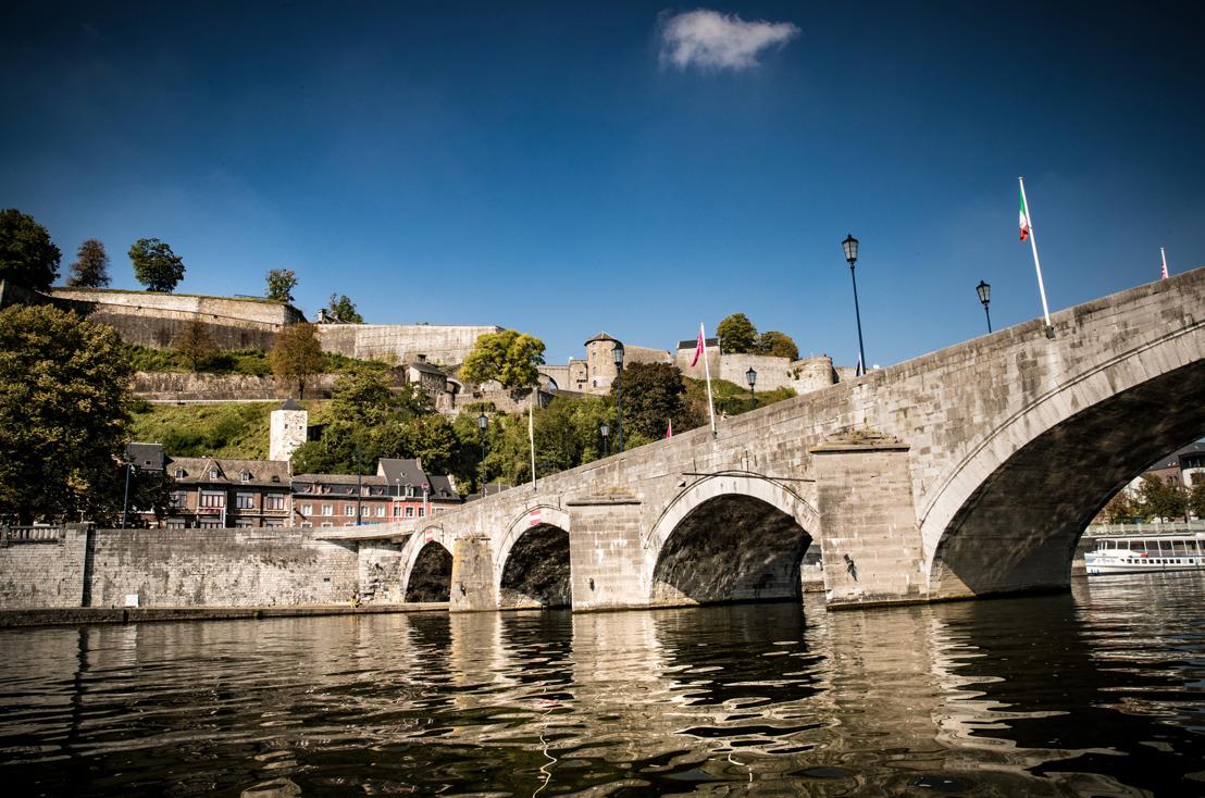 Namur pour les groupes