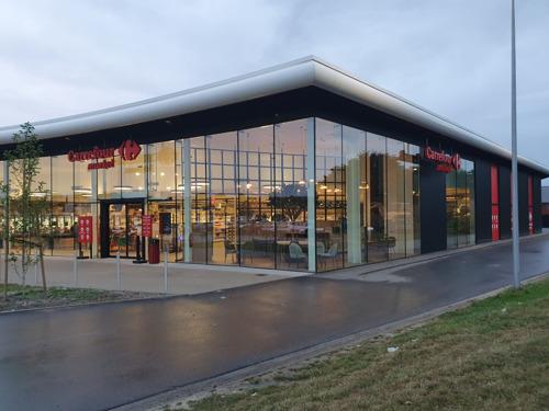 Un Carrefour Market nouvelle génération ouvre ses portes à Maasmechelen