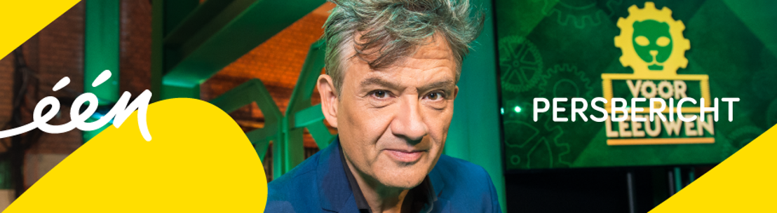 Bart Peeters stelt nieuwe generatie komisch talent voor in 'Voor de leeuwen'