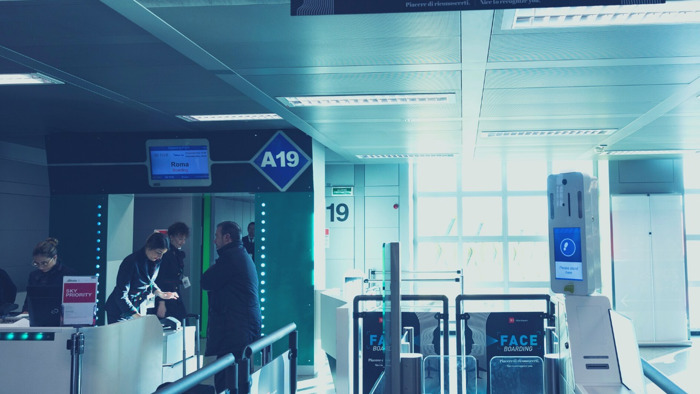 dormakaba and everis collaborate in a new self-boarding system that is being tested at Linate Airport (Milan)