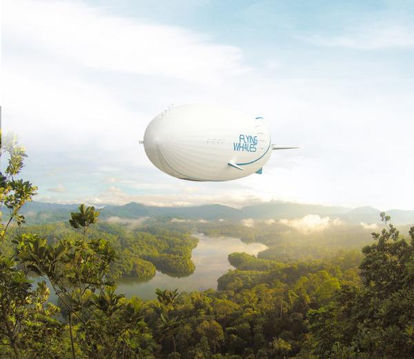 Preview: Thales embarque ses équipements avioniques sur le premier dirigeable de FLYING WHALES pour des vols en toute sécurité