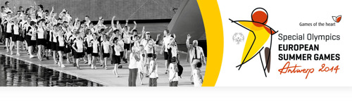 PRESS INVITATION: CLOSING CEREMONY: 2014 SPECIAL OLYMPICS EUROPEAN SUMMER GAMES