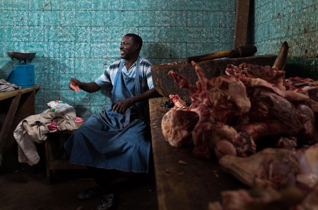 Slagers in Ghana<br/>(c) VRT