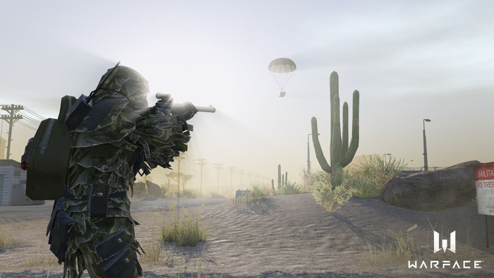 BATTLE ROYALE COMES TO WARFACE IN A NEW UPDATE