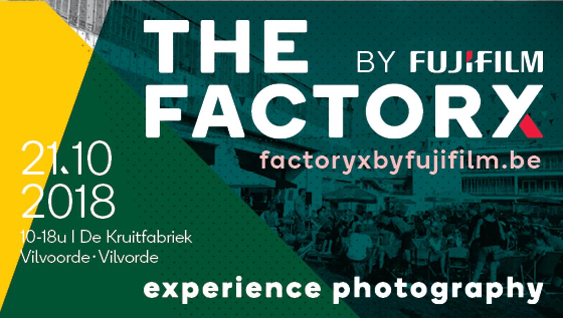 THE FACTORY X by FUJIFILM op zondag 21 oktober