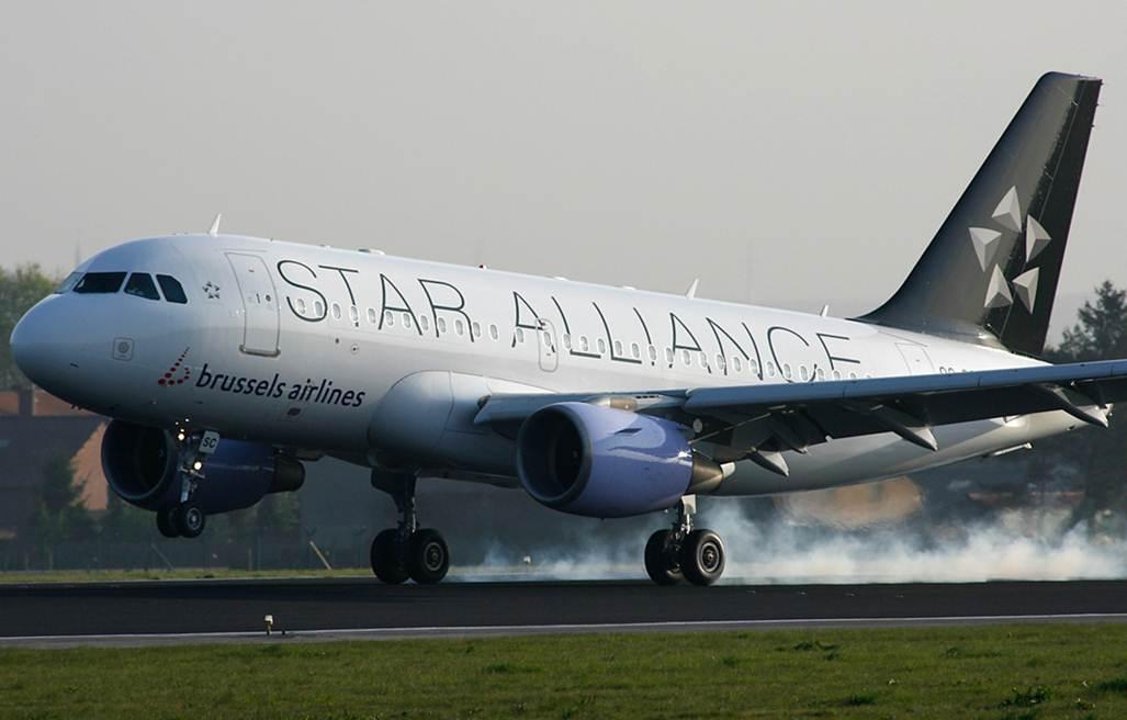 Star Alliance Jet