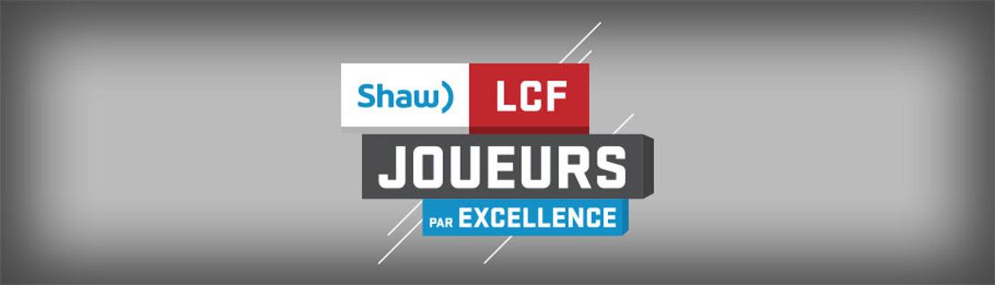 JOUEURS DE LA SEMAINE PRÉSENTÉS PAR SHAW – SEMAINE 19
