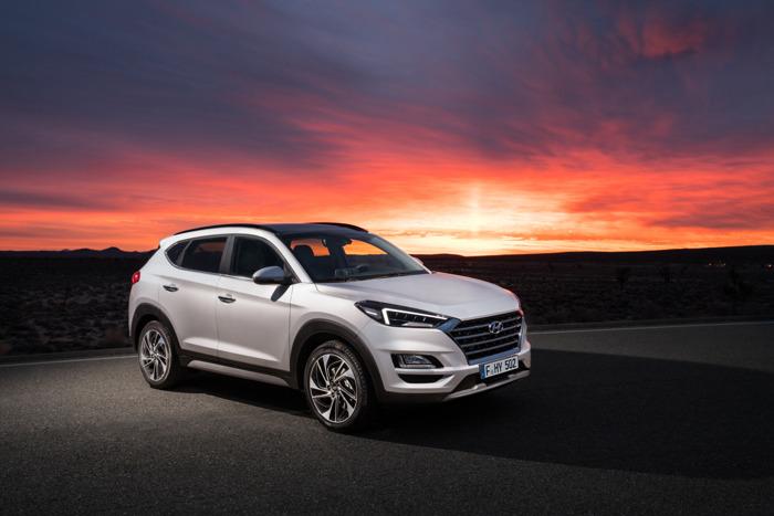 New Hyundai Tucson celebrates worldwide debut at New York International Auto Show