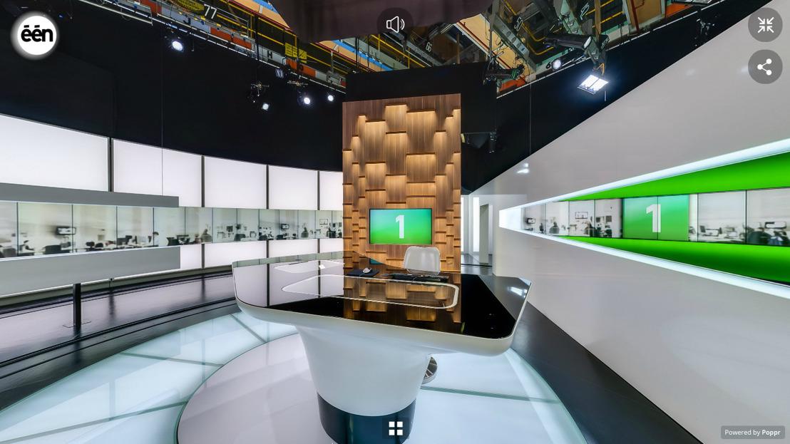 Binnenkijken bij VRT Nieuws met VRT Virtueel