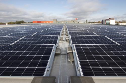 Würth Belux opte pour l'énergie solaire avec Insaver, filiale de Luminus