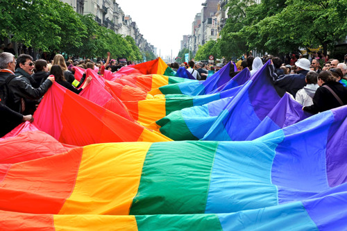 Brussels, candidate city for Europride 2020