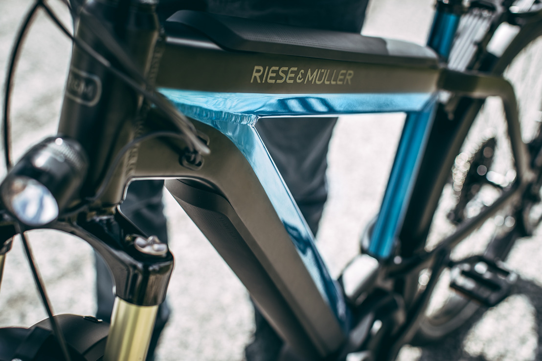 Riese & Müller Introduce New Charger and Supercharger E-Bikes