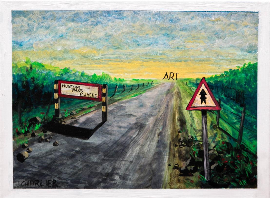 pass musées: Jacques Charlier