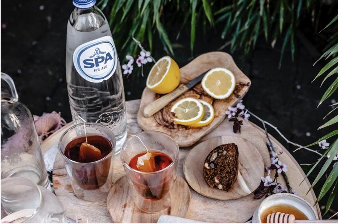 Water is toch water? Ontdek het zelf met de SPA® thee-test!