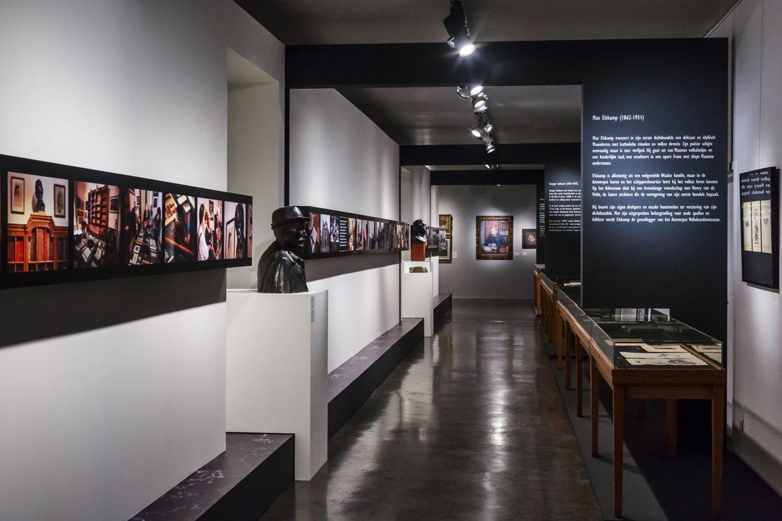 Beeld van de expo (c) Victoriano Moreno