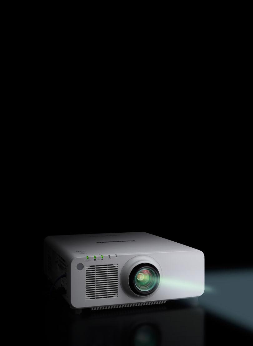 Panasonic Proyector PT-RZ970 05