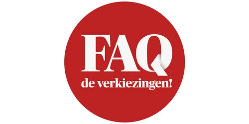 De Morgen et Boondoggle ont lancé la FAQ des élections