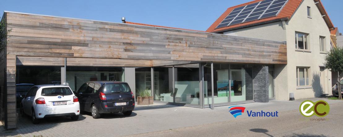 Vanhout acquires shares in Energieconcepten