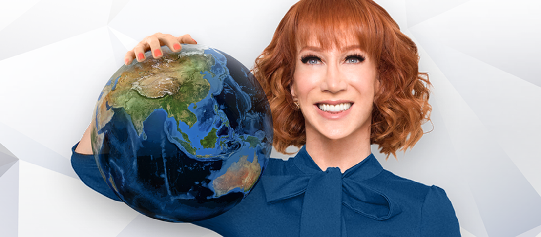 Controversial American comedian Kathy Griffin coming to Belgium
