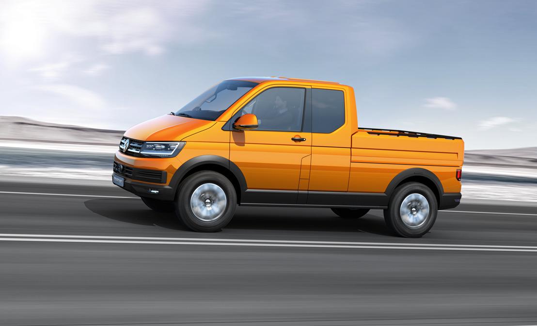 Première mondiale du Volkswagen TRISTAR à l'IAA Commercial Vehicles