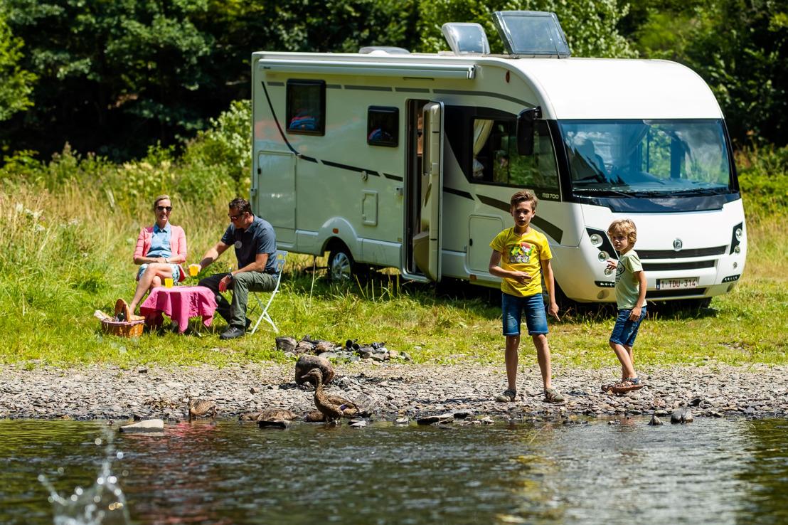 Marc Van Ranst bevestigt: reizen met de motorhome of caravan één van de veiligste reisformules deze zomer