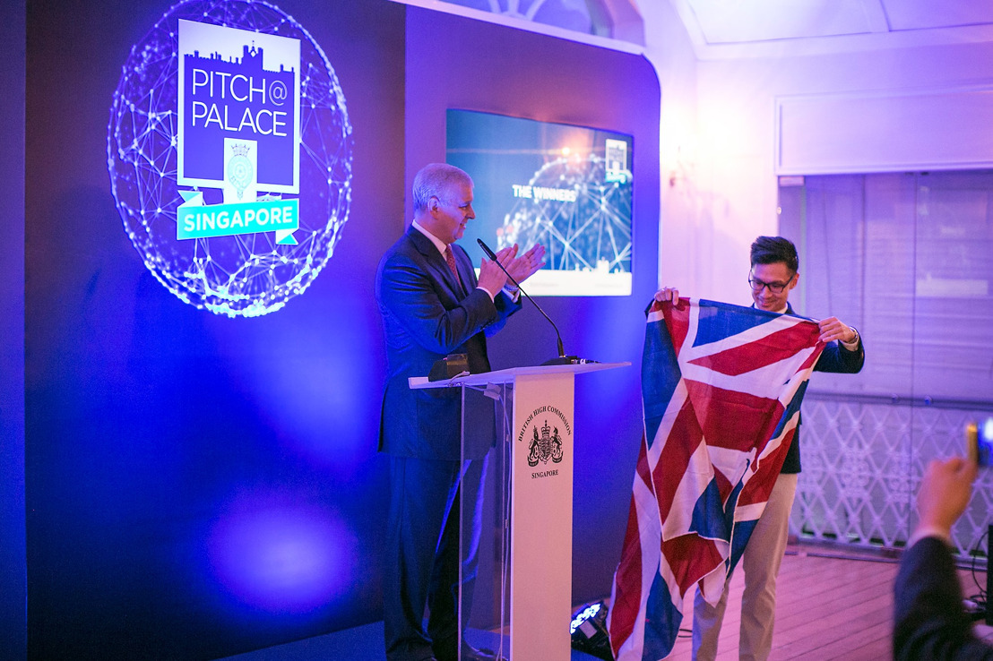 HiNounou Intelligent Robot Company Top 10 in prestigious Pitch@Palace ASEAN competition