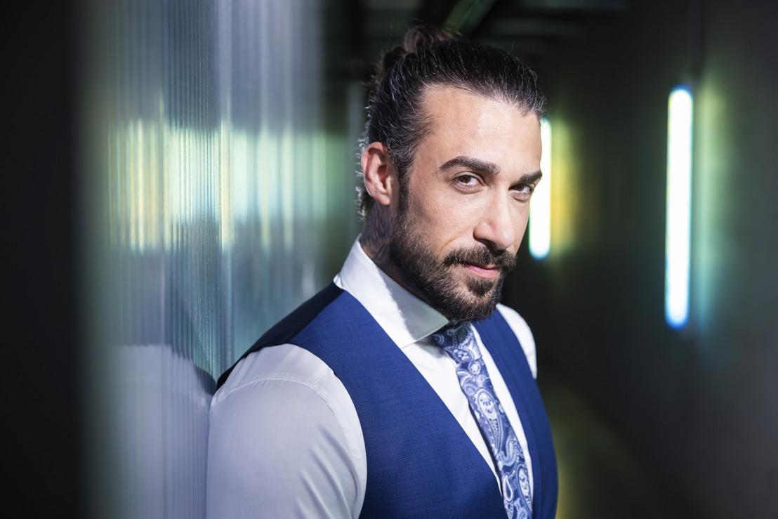 Fabrizio Tzinaridis gaat op zoek naar nieuwe liefde in een nieuw seizoen van De Bachelor