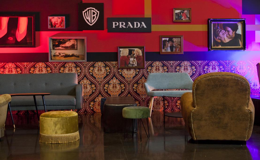 Prada & Warner Bros. Italia celebran a Pedro Almodóvar