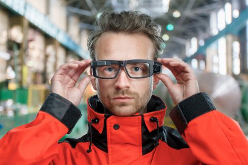 Preview: Magnetrol AMETEK en The Reference zetten smart glasses in voor inspectie