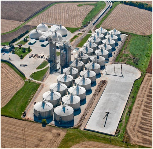 Total Grain Marketing Acquires Grain Assets from The Andersons in Champaign
