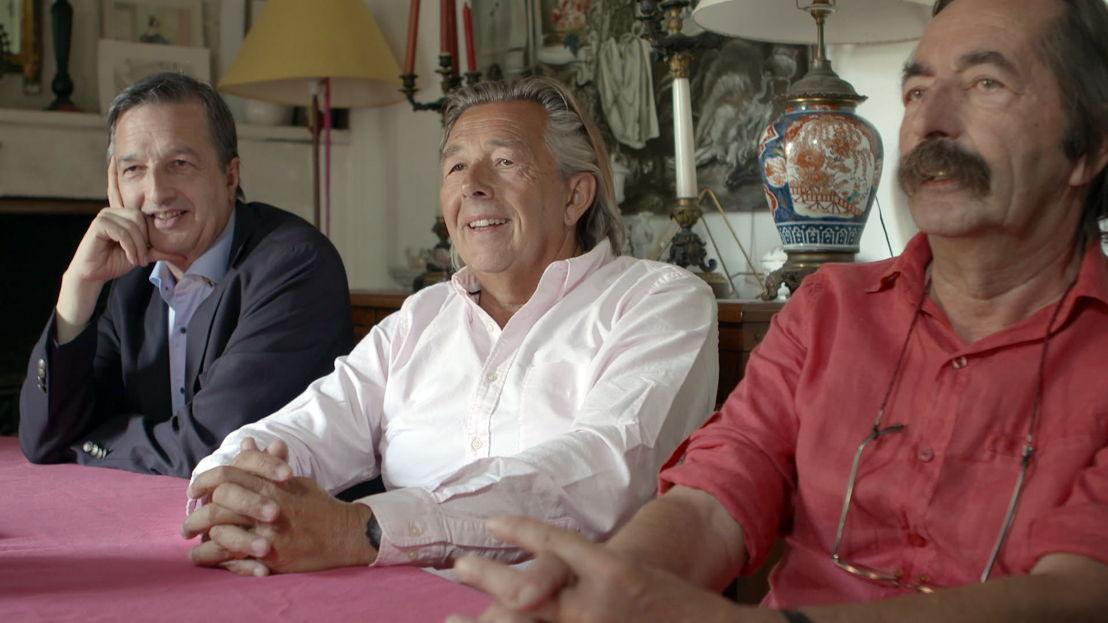 Made in Europe - aflevering 4 : drie broers de Sade, nazaten van de markies - (c) Jacko van 't Hof