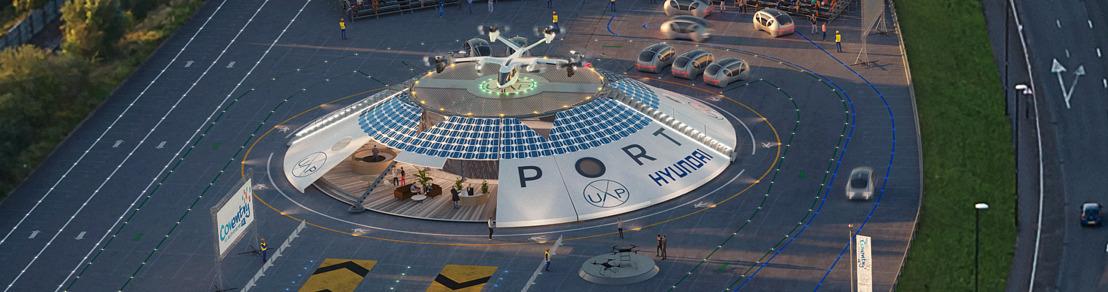 Il primo Urban Air Port® elettrico al mondo si assicura il sostegno del governo britannico