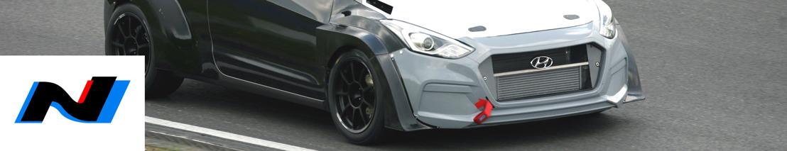 Hyundai Motor engage trois voitures aux 24 Heures du Nürburgring dont une i30 N 2.0 Turbo de développement