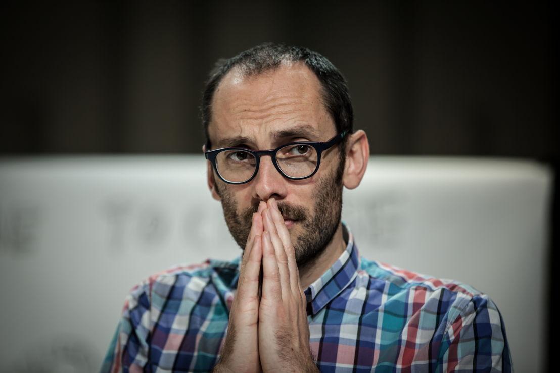 """22 t/m 26.11 - Antoine Defoort - """"Un faible degré d'originalité"""""""
