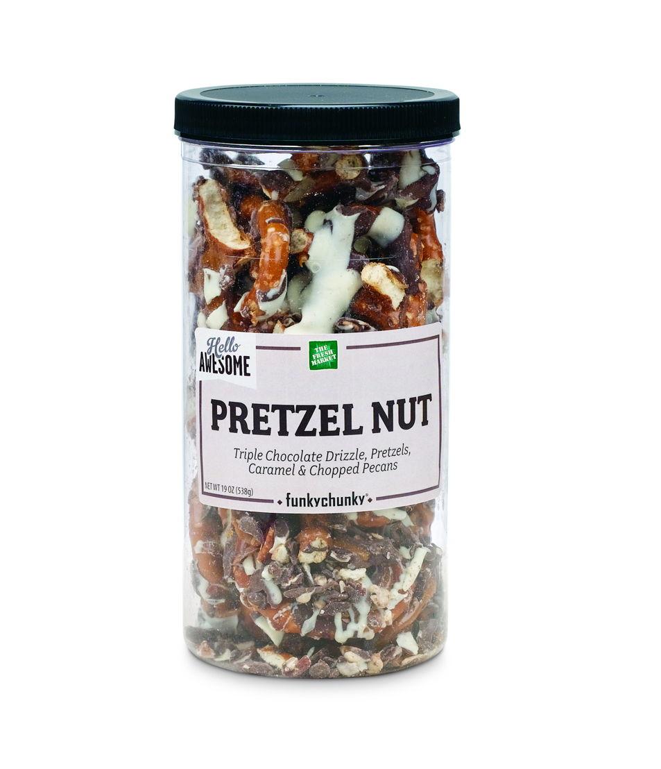 TFM Hello Awesome Snacks - Pretzel Nut