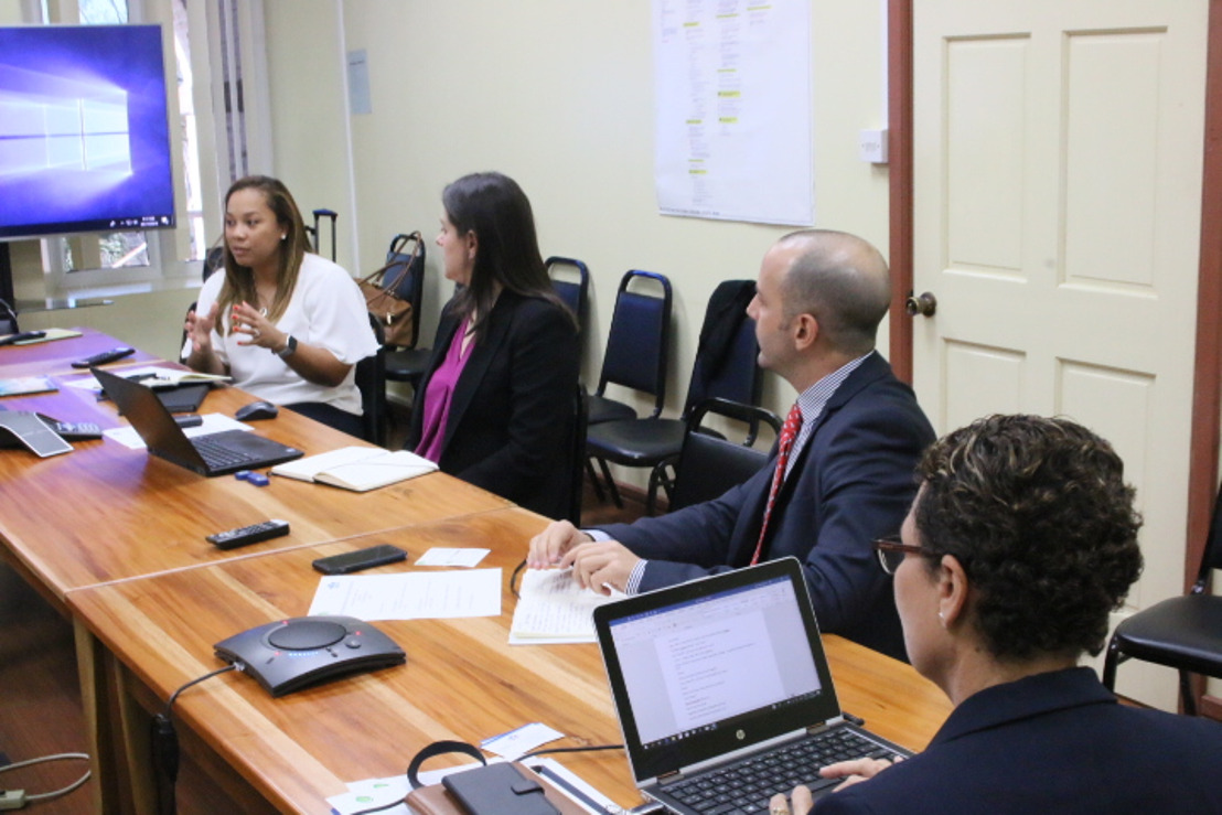 Improving Air Travel in the Eastern Caribbean